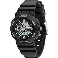 orologio solo tempo uomo Sector Ex-15 R3251515002