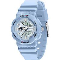 orologio solo tempo uomo Sector Ex-15 R3251515003