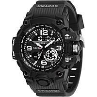 orologio solo tempo uomo Sector Ex-24 R3251511001