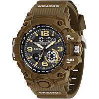 orologio solo tempo uomo Sector Ex-24 R3251511002