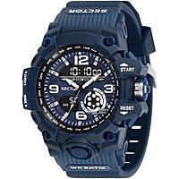 orologio solo tempo uomo Sector Ex-24 R3251511003