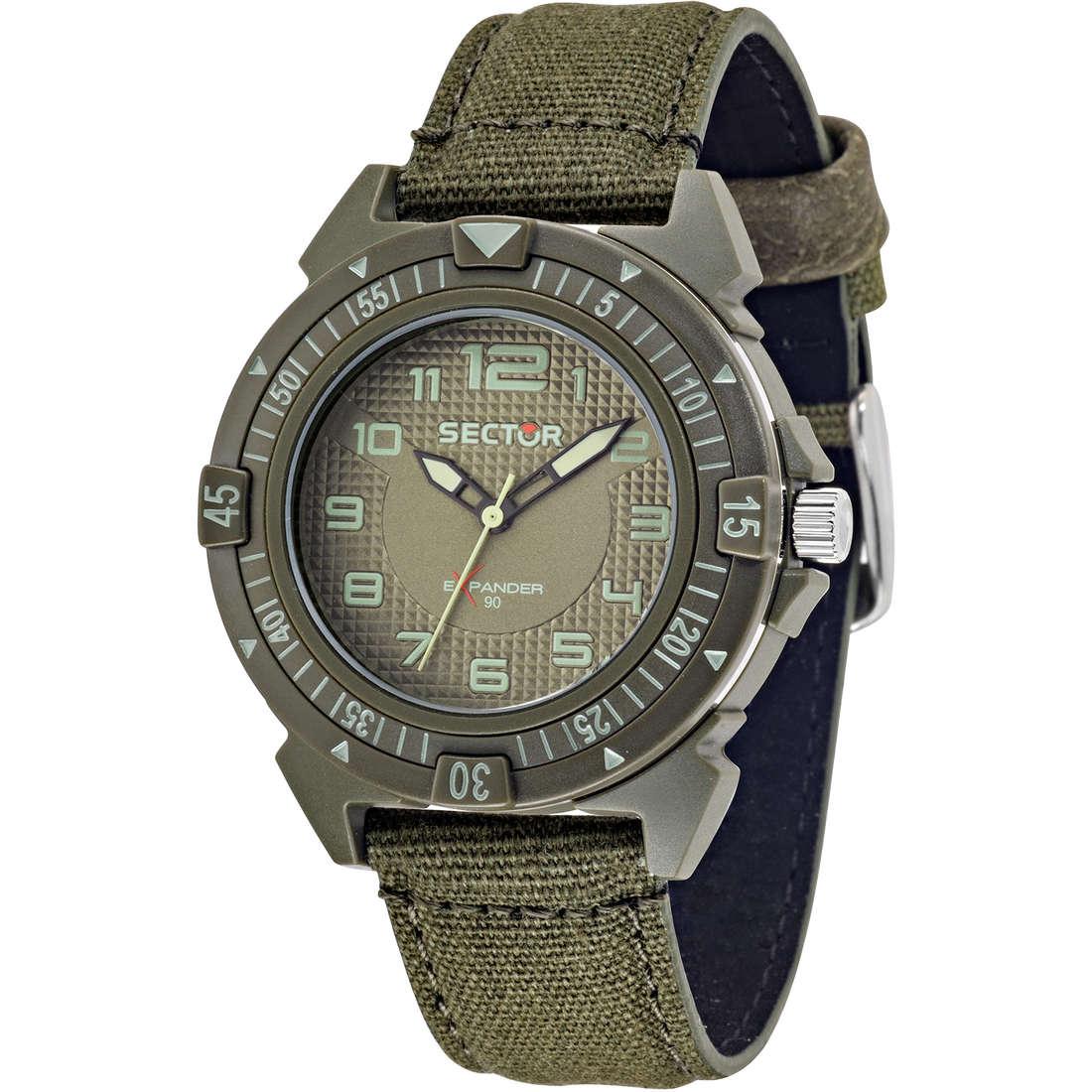 orologio solo tempo uomo Sector Expander 95 R3251197135