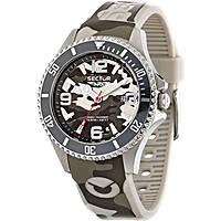 orologio solo tempo uomo Sector Marine 230 R3251161009