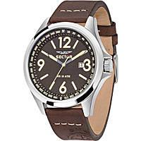 orologio solo tempo uomo Sector R3251180009
