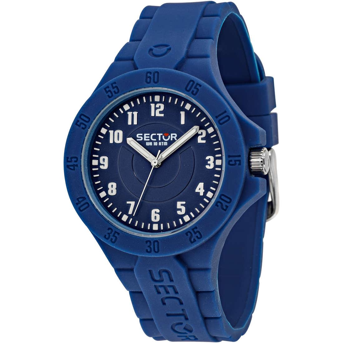 orologio solo tempo uomo Sector R3251586007