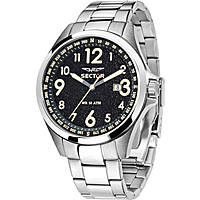 orologio solo tempo uomo Sector R3253180003