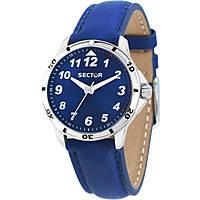 orologio solo tempo uomo Sector Sector Young R3251596002