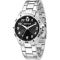 orologio solo tempo uomo Sector Sector Young R3253596002