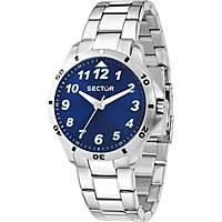 orologio solo tempo uomo Sector Sector Young R3253596003