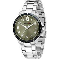 orologio solo tempo uomo Sector Sector Young R3253596004