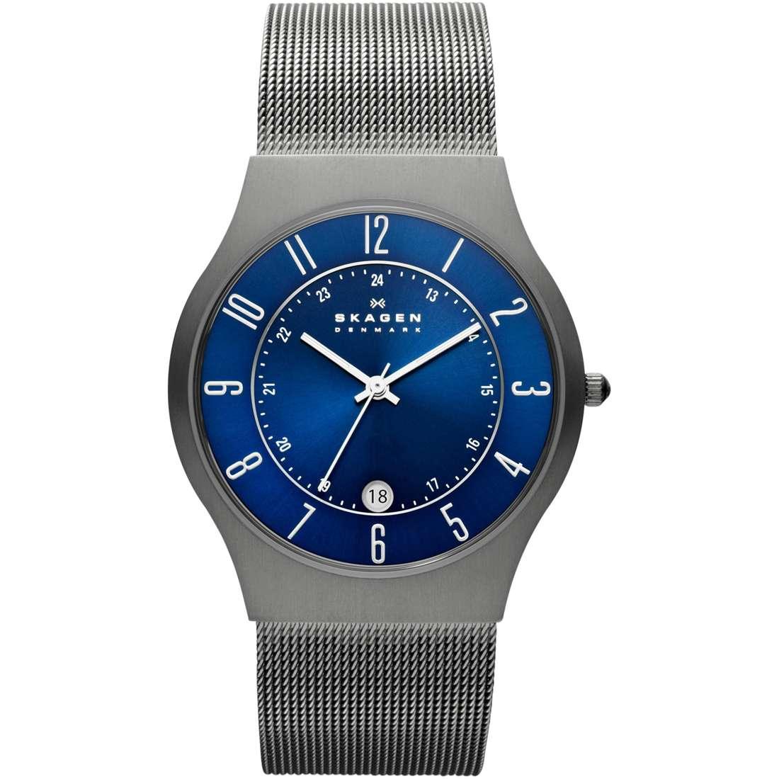 orologio solo tempo uomo Skagen 233XLTTN