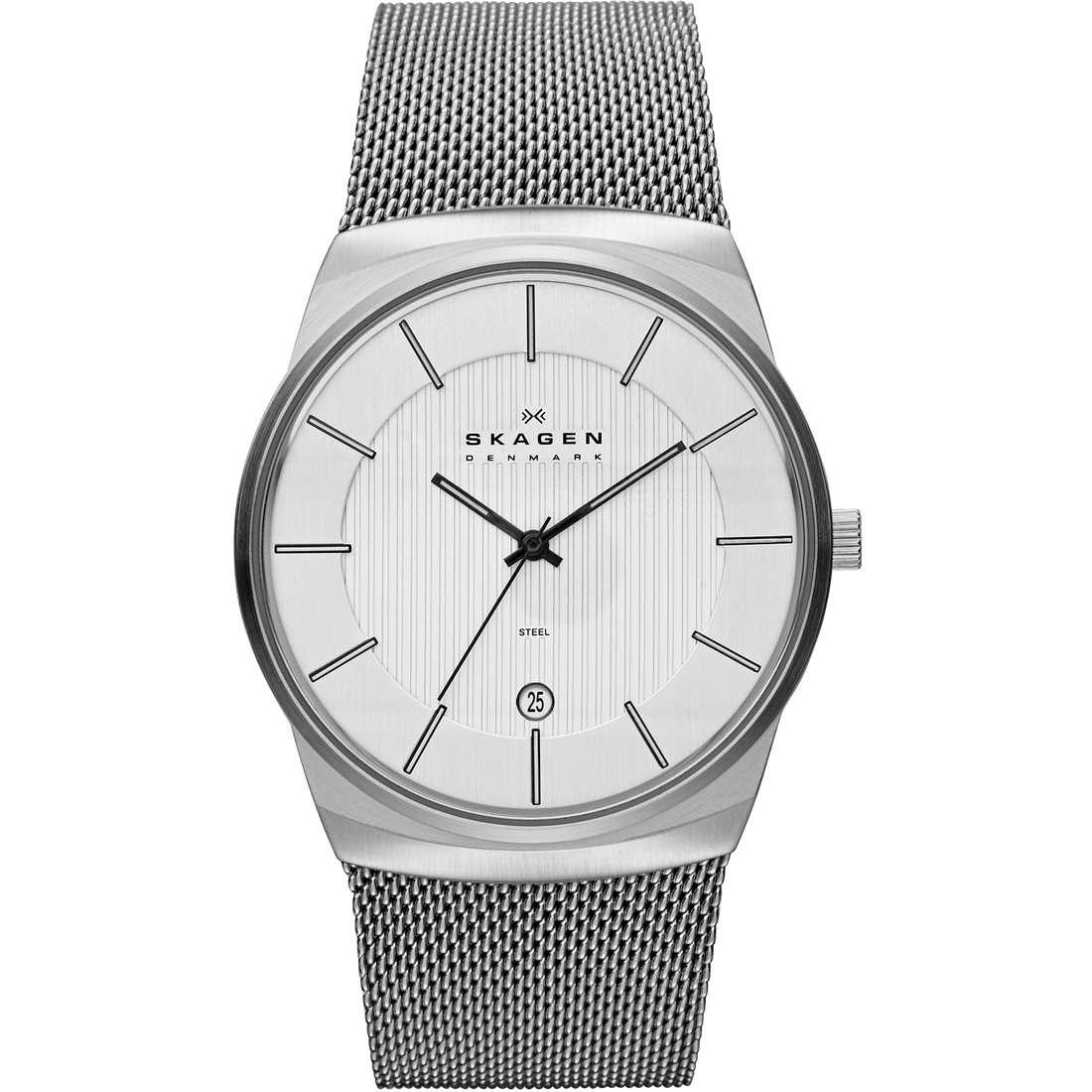 orologio solo tempo uomo Skagen 780XLSS