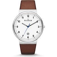 orologio solo tempo uomo Skagen Ancher SKW6082