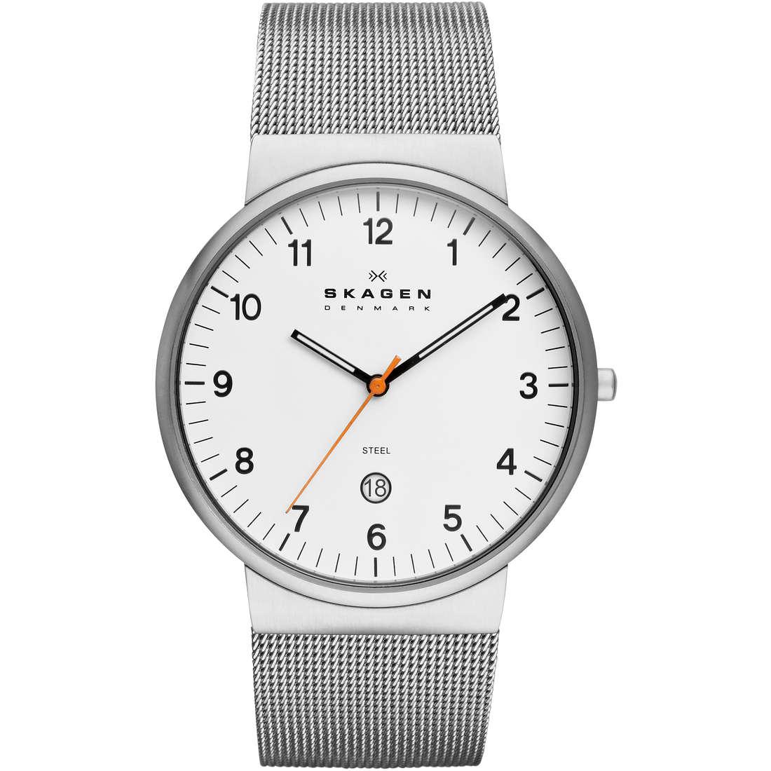 orologio solo tempo uomo Skagen Fall 2013 SKW6025