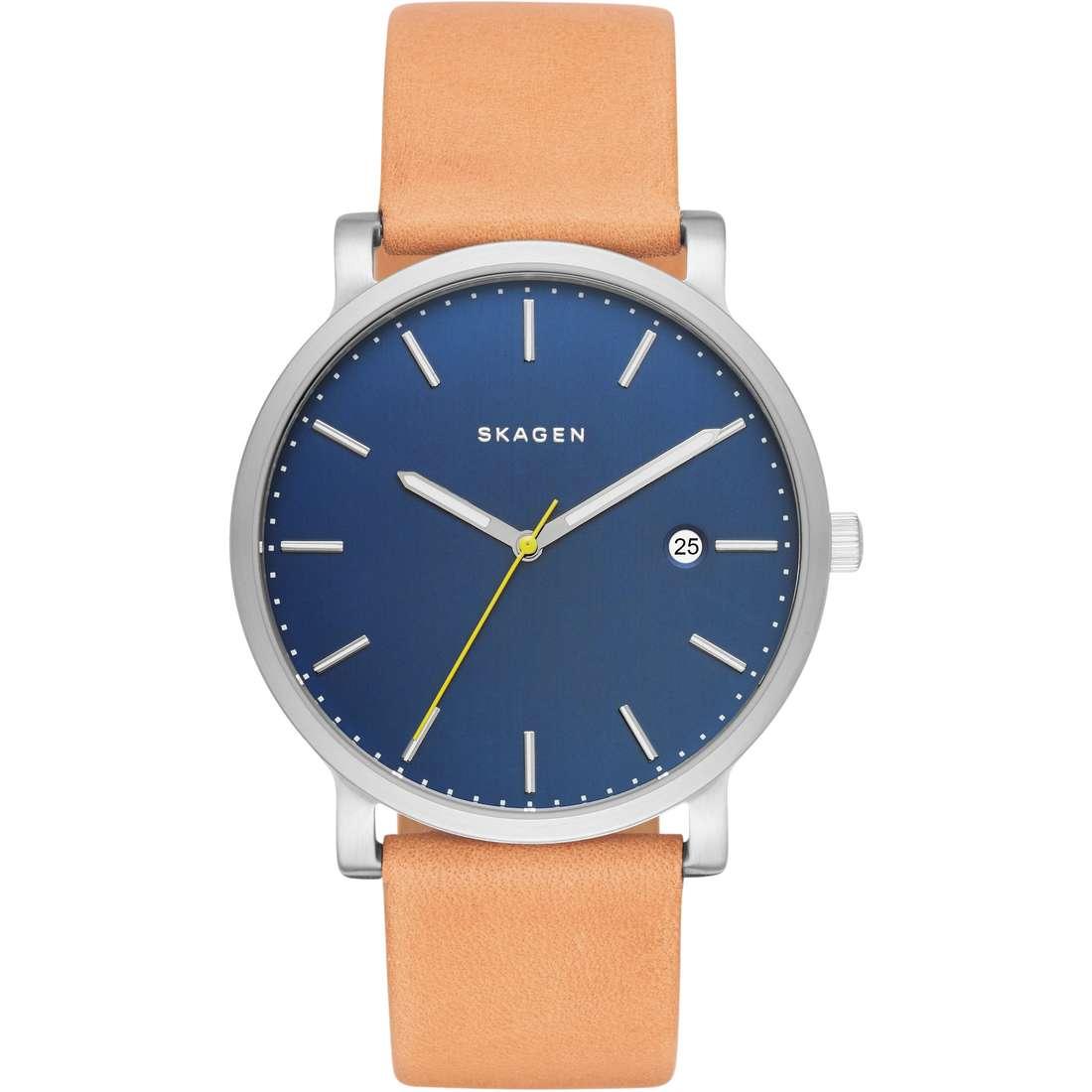 orologio solo tempo uomo Skagen Hagen SKW6279