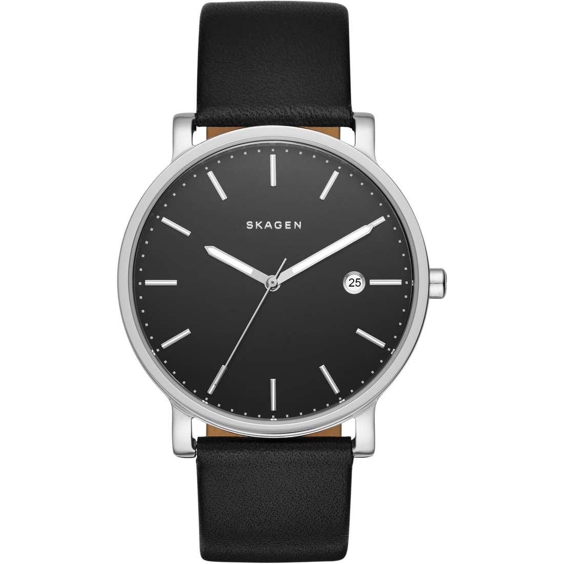 orologio solo tempo uomo Skagen Hagen SKW6294