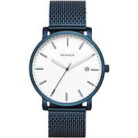 orologio solo tempo uomo Skagen Hagen SKW6326