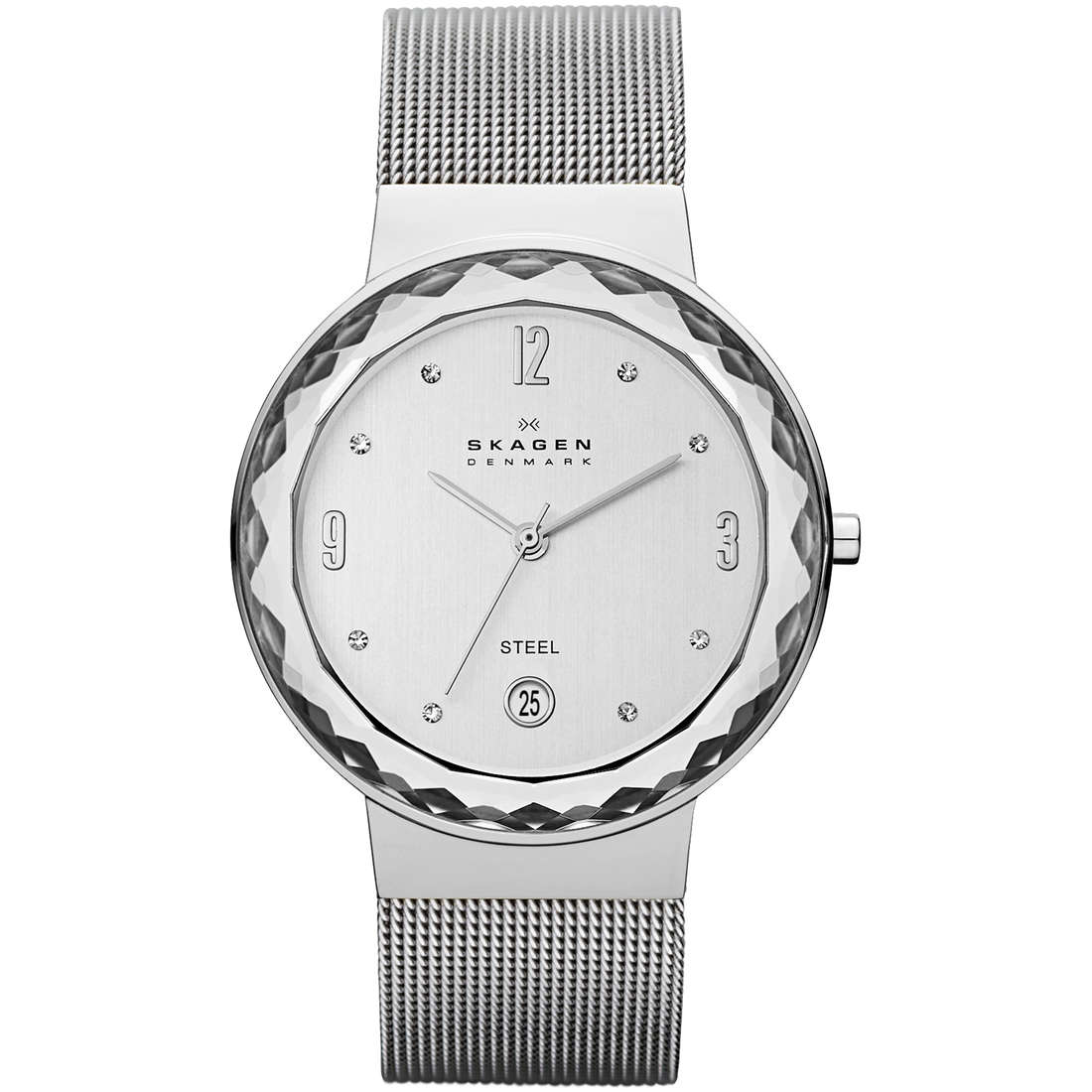 orologio solo tempo uomo Skagen SKW2004