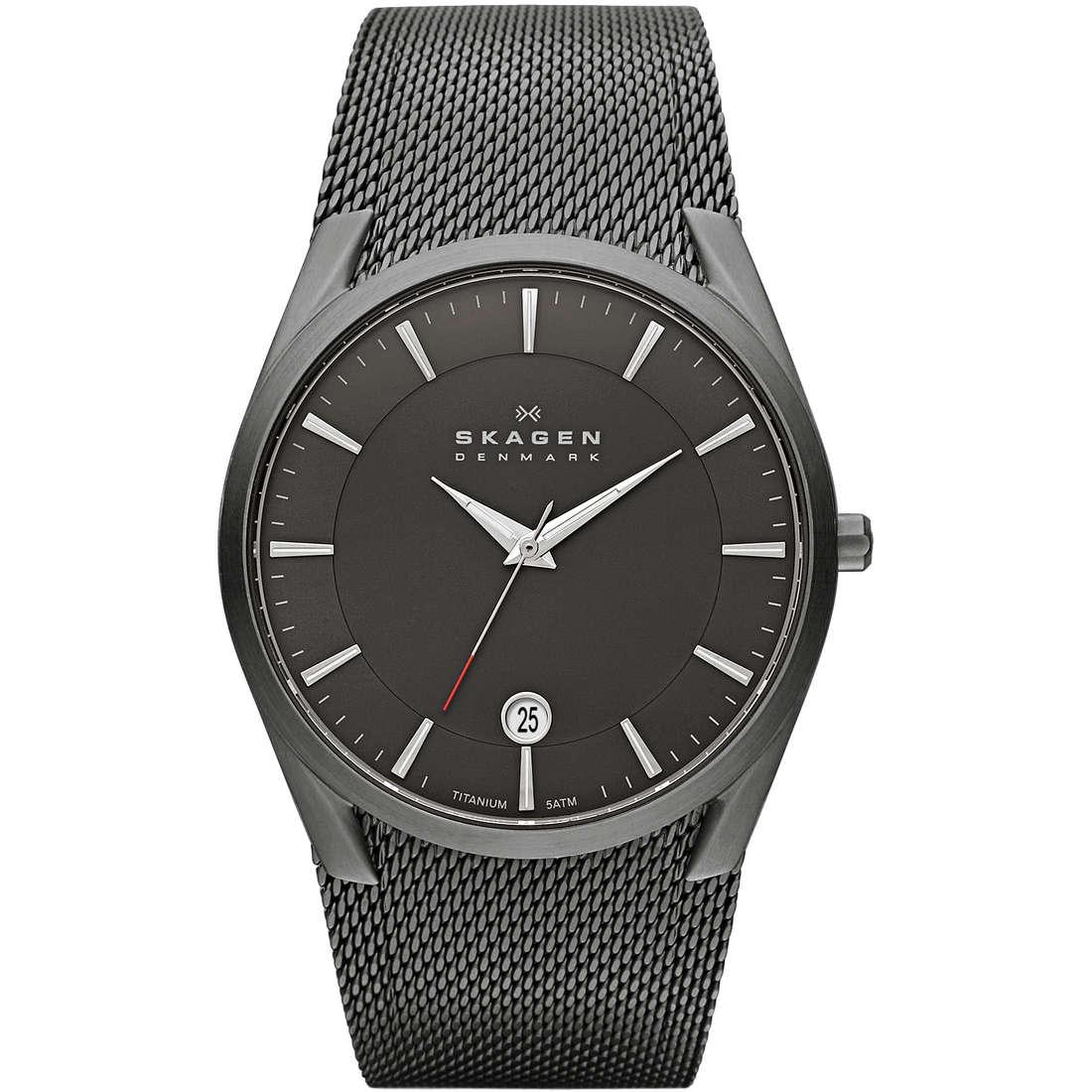 orologio solo tempo uomo Skagen SKW6010
