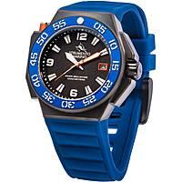 orologio solo tempo uomo Strumento Marino Abisso SM129S/BK/NR/BL