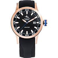 orologio solo tempo uomo Strumento Marino Speedboat SM127S/RG/NR/NR