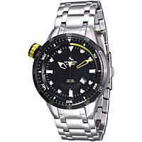 orologio solo tempo uomo Strumento Marino Warrior SM108MB/SS/NR/GL