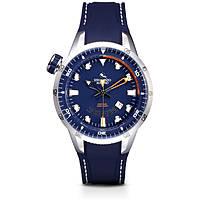orologio solo tempo uomo Strumento Marino Warrior SM108S/SS/BL/AR/BL