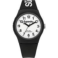 orologio solo tempo uomo Superdry Urban SYG164BW