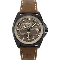 orologio solo tempo uomo Timberland Hutchington TBL.15354JSB/79