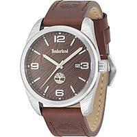 orologio solo tempo uomo Timberland Jaffrey TBL.15258JS/12