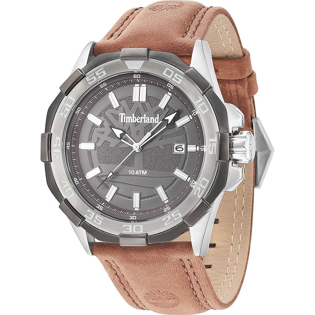 orologio solo tempo uomo Timberland Paugus TBL.14098JSTU/61