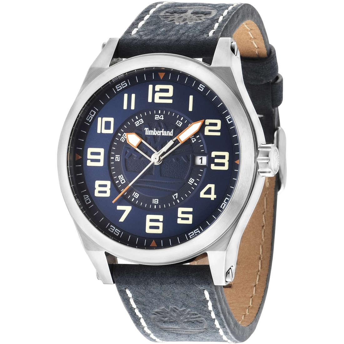 orologio solo tempo uomo Timberland Tilden TBL.14644JS/03