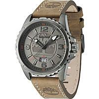 orologio solo tempo uomo Timberland Walden TBL.14531JSU/13