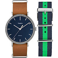 orologio solo tempo uomo Timex Fairfield Box Set TWG016300