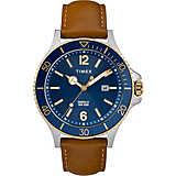 orologio solo tempo uomo Timex Harborside TW2R64500D7