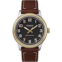 orologio solo tempo uomo Timex New England TW2R22900