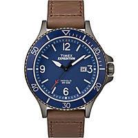 orologio solo tempo uomo Timex Ranger TW4B10700