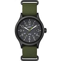 orologio solo tempo uomo Timex Scout Color TW4B04700