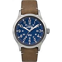 orologio solo tempo uomo Timex Scout TW4B01800
