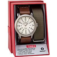 orologio solo tempo uomo Timex Scout TWG016100