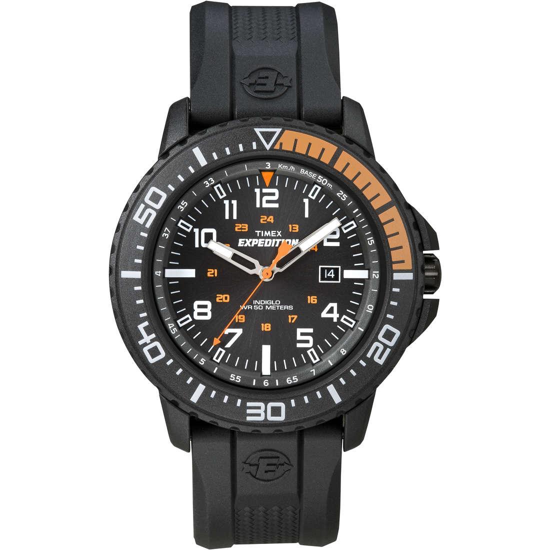 orologio solo tempo uomo Timex Uplander T49940