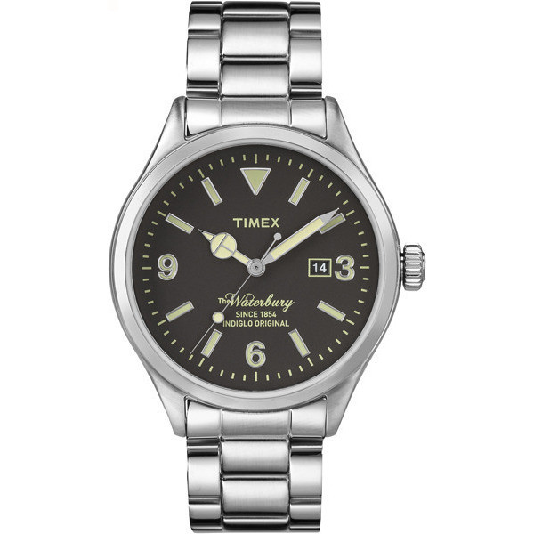 orologio solo tempo uomo Timex Waterbury Collection TW2P75100
