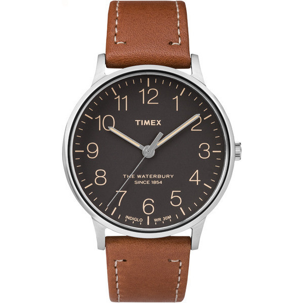 orologio solo tempo uomo Timex Waterbury Collection TW2P95800