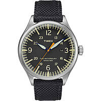 orologio solo tempo uomo Timex Waterbury Collection TW2R38500