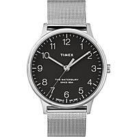 orologio solo tempo uomo Timex Waterbury Collection TW2R71500