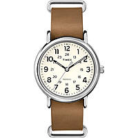 orologio solo tempo uomo Timex Weekender T2P492
