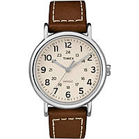 orologio solo tempo uomo Timex Weekender TW2R42400
