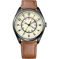 orologio solo tempo uomo Tommy Hilfiger Dylan THW1791372