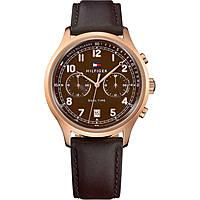 orologio solo tempo uomo Tommy Hilfiger Emerson THW1791387