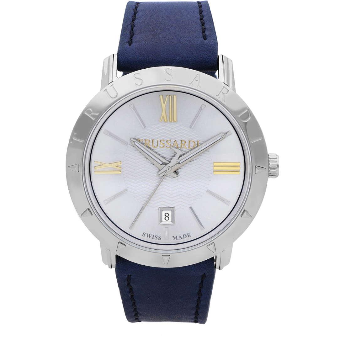 orologio solo tempo uomo Trussardi Nestor R2451107002